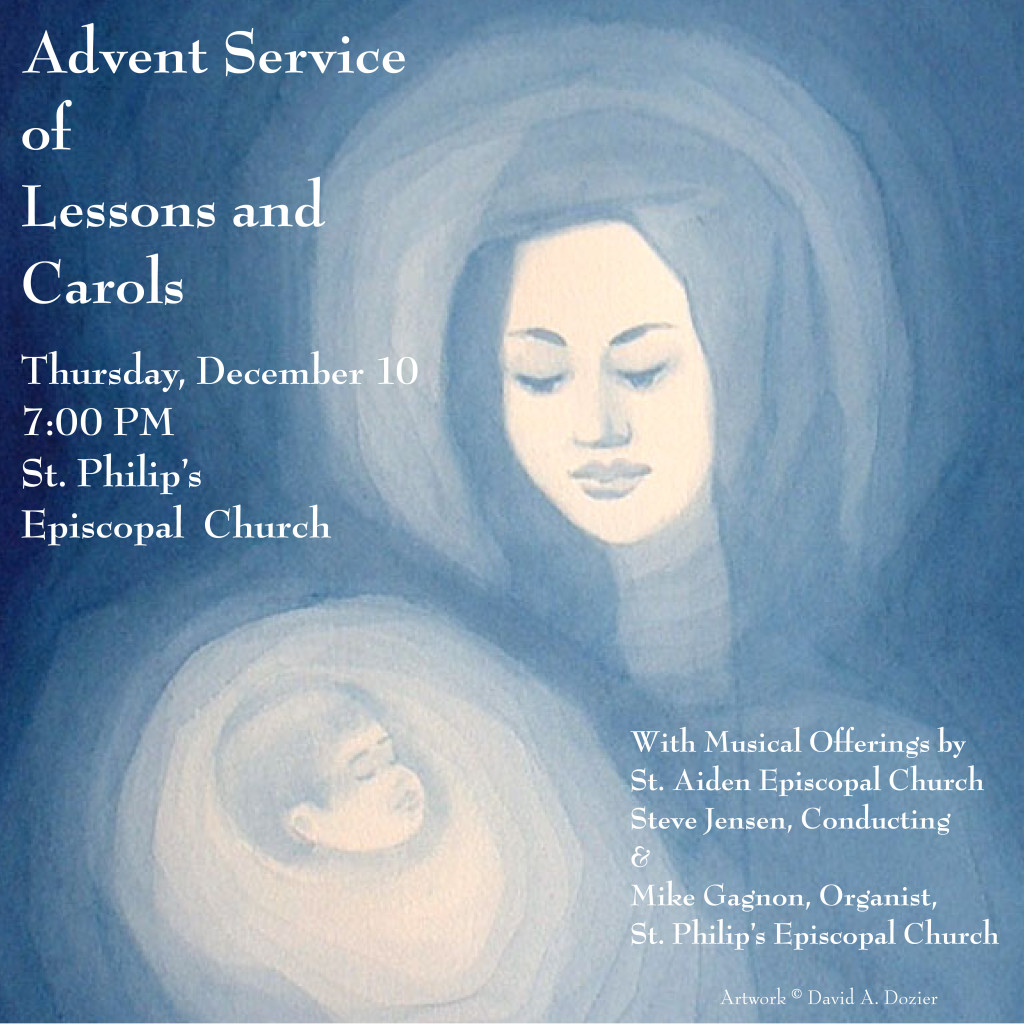 Advent Lessons and Carols 2015 SP
