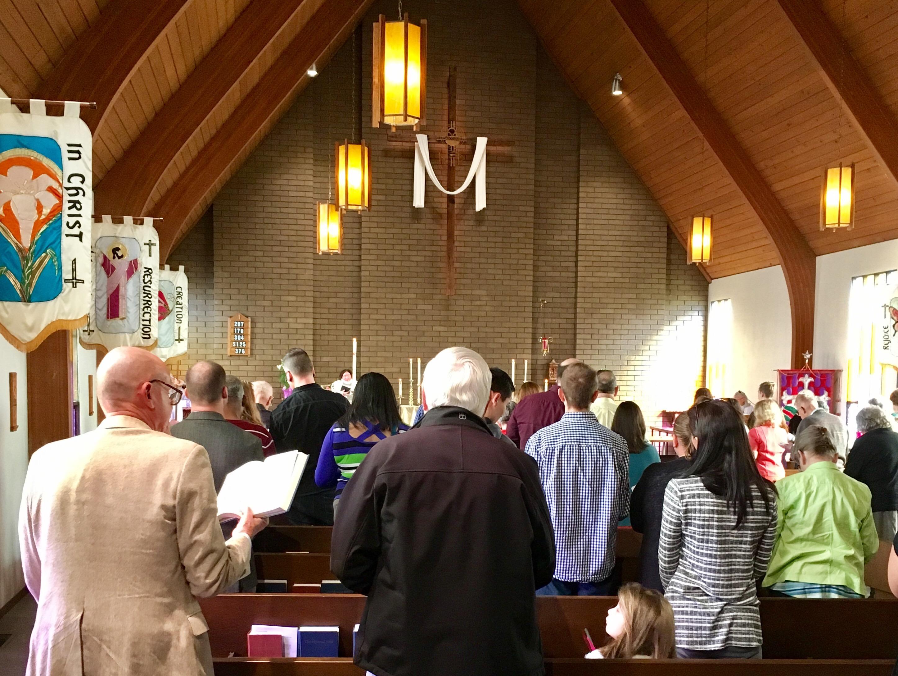 The Episcopal Church in Marysville, Wash.